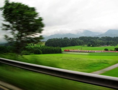 Countryside (to Austria) - L