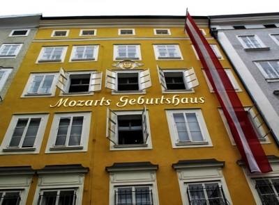 Mozart haus - L
